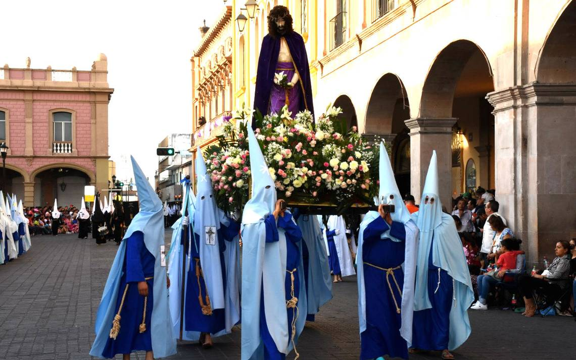 Congrega a celayenses la tradición de la Procesión del Silencio - Noticias  Locales, Policiacas, sobre México y el Mundo   El Sol del Bajío   Guanajuato